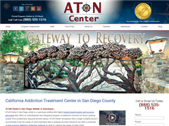 Drug Treatment Center – Drug Rehab, Alcohol Treatment - Aton Center