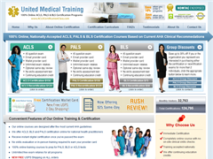 ACLS Certifications Online
